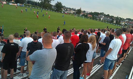 Olimpia Zambrów - ŁKS Łomża