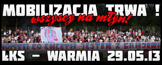 ŁKS - Warmia